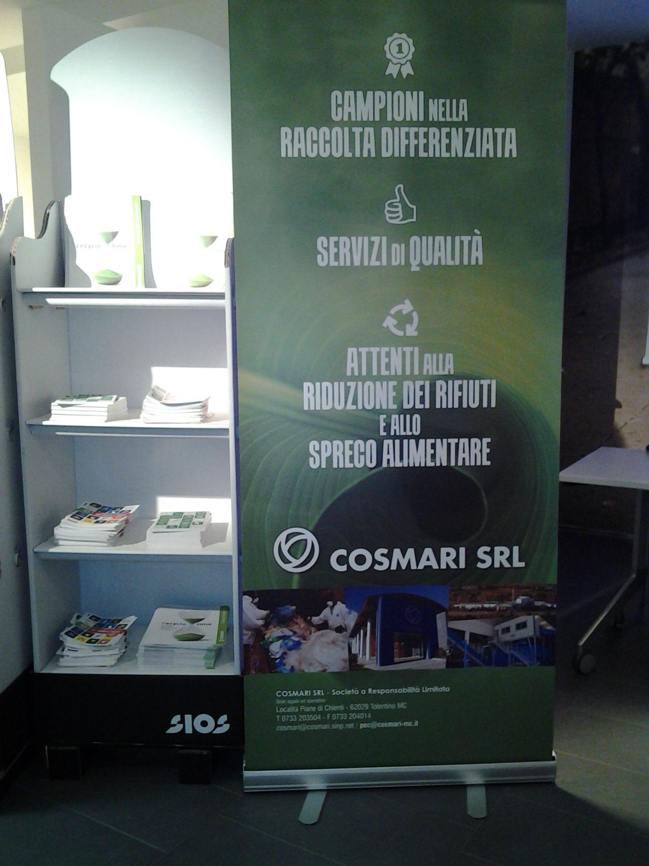 Presentazione Progetto - Spazio Elica - Regione Marche in occasione di Expo 2015 - Milano
