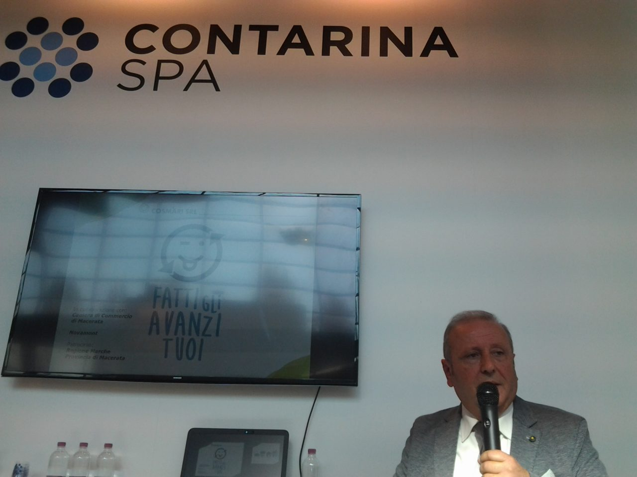 Presentazione Progetto - Evento organizzato da Contarina spa